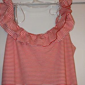 Zara Dresses - Peppermint Stripe Bodycon Dress